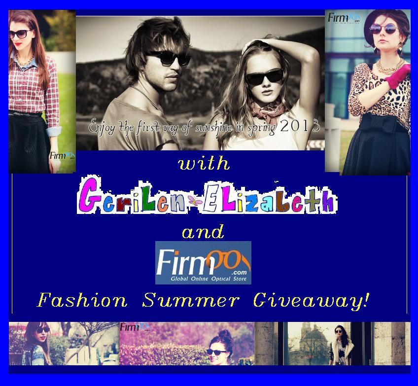 firmoo summer giveaway