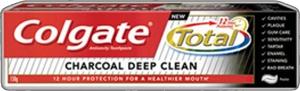 Charcoal Deep Clean