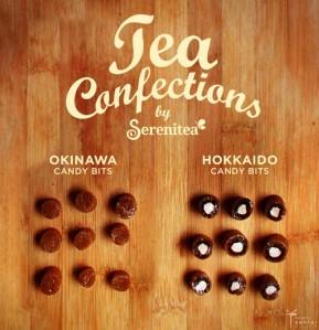 Serenitea Tea Confections - Candy Bits