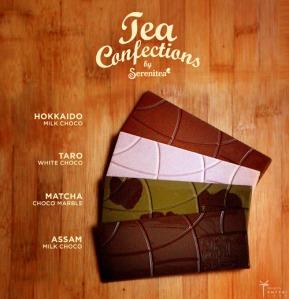 Serenitea Tea Confections - Chocolates