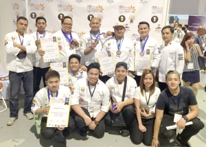 Vikings Bags Awards at WOFEX 2015