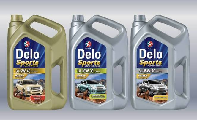 Caltex_Caltex introduces new DELO Sports with Isosyn_photo