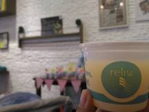 Sample Shake with Reliv