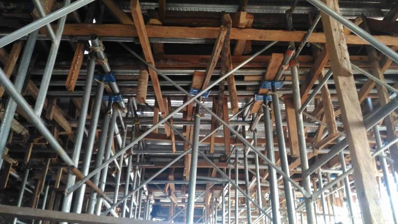 scaffoldings #gerilenmbf