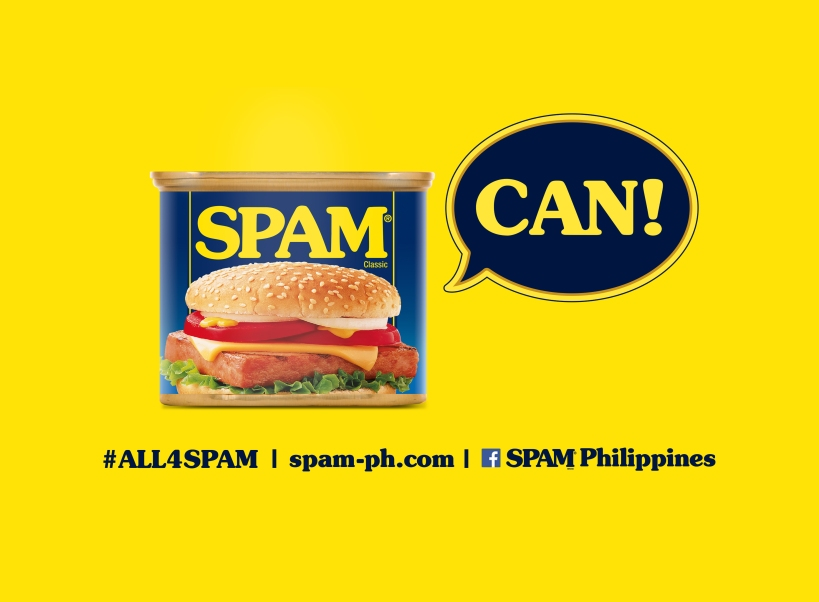 SPAM CAN! logo