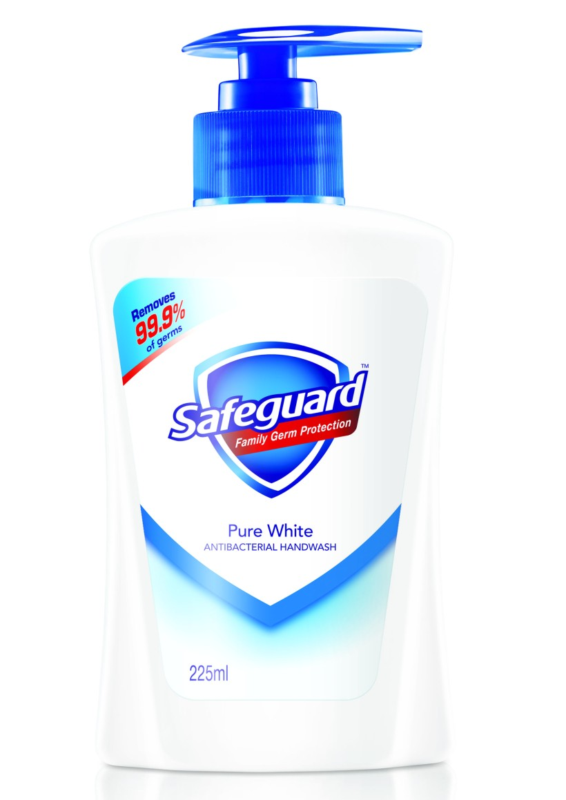Safeguard Pure White Liquid Hand Soap 225ml.jpg