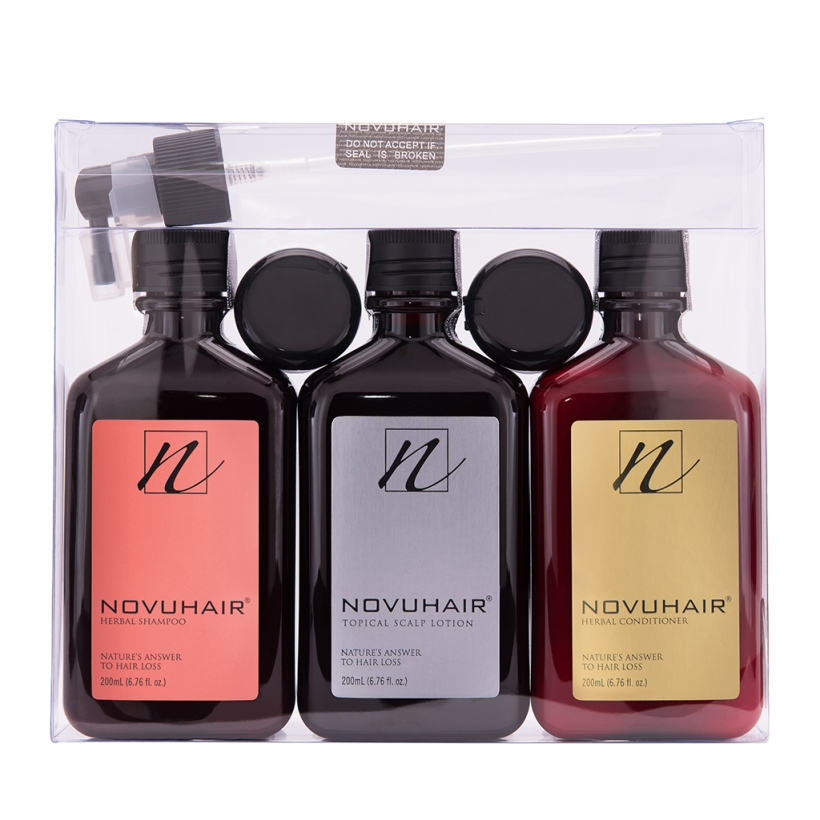 NOVUHAIR 3IN1 PACK