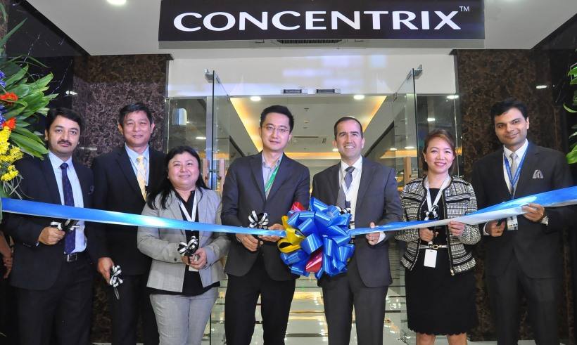 Concentrix Php opens newest site at Exxa Tower_photo