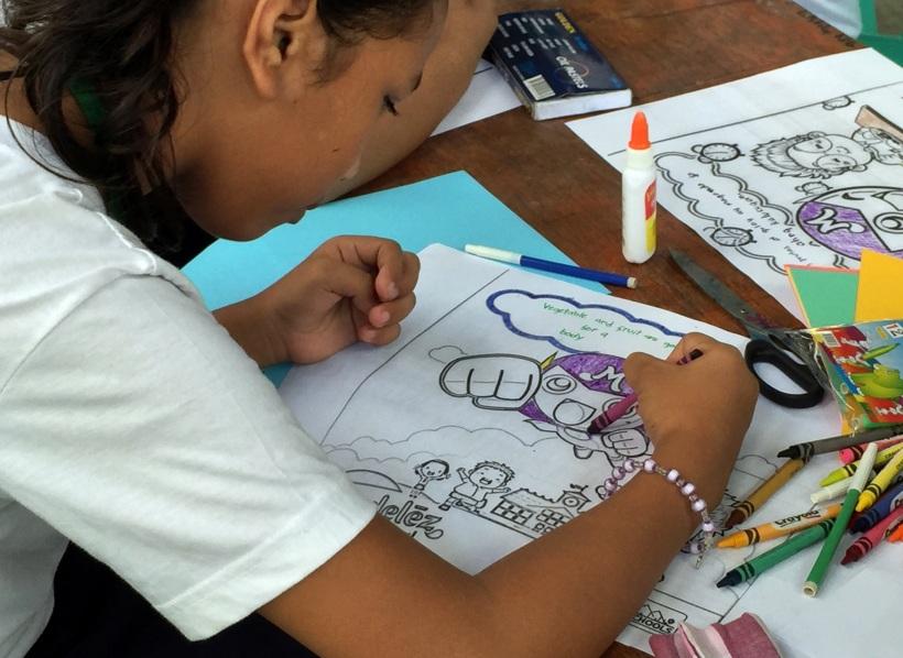 Mondelez Joy Schools Slogan Making Activity.jpg