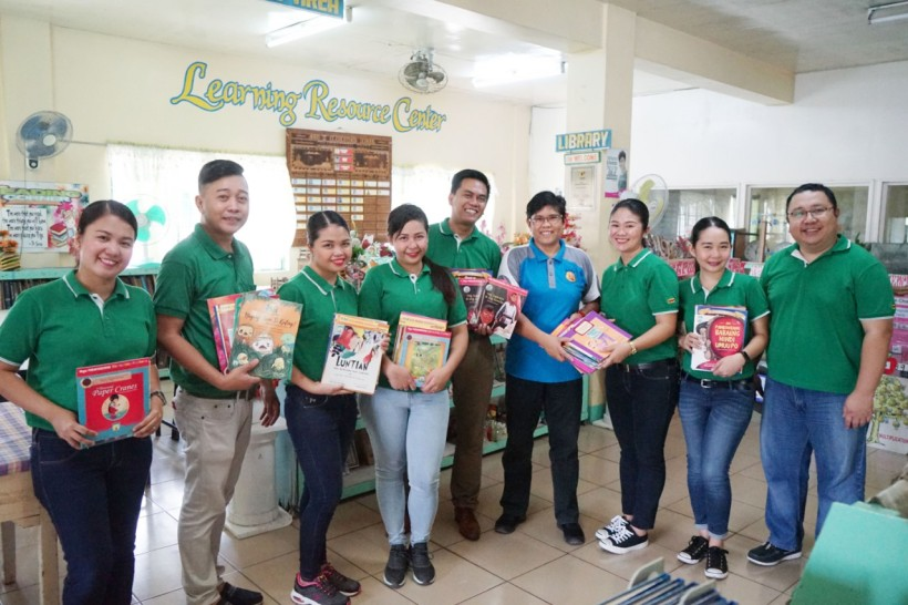 mi iloilo books turnover