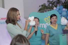 Pampers #BetterForBaby 3
