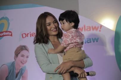 Pampers #BetterForBaby 4