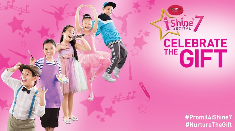 Promil iShine_Gifted kids shine bright_photo