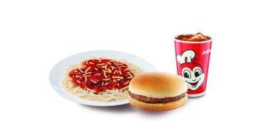 Spaghetti Burger Drink